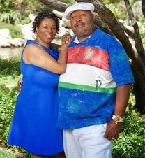 Clifton & Michelle Cottom author pic