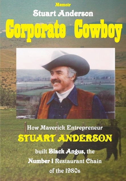 Corporate Cowboy by Stuart Anderson