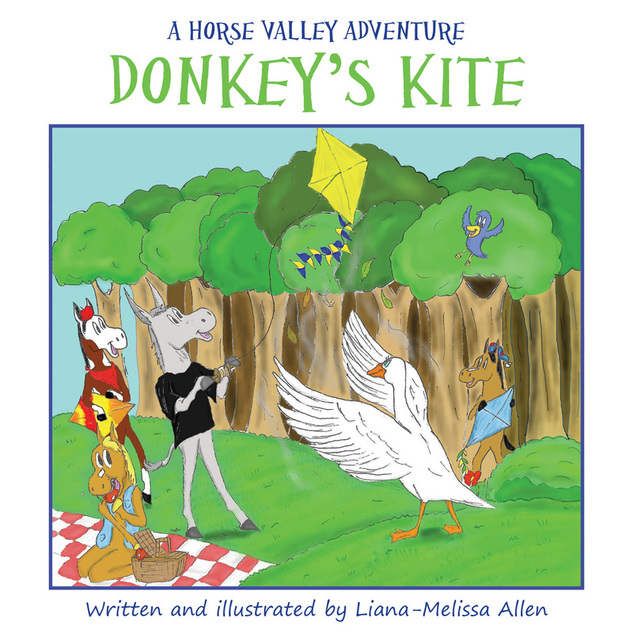 Donkey's Kite: A Horse Valley Adventure by Liane-Melissa Allen