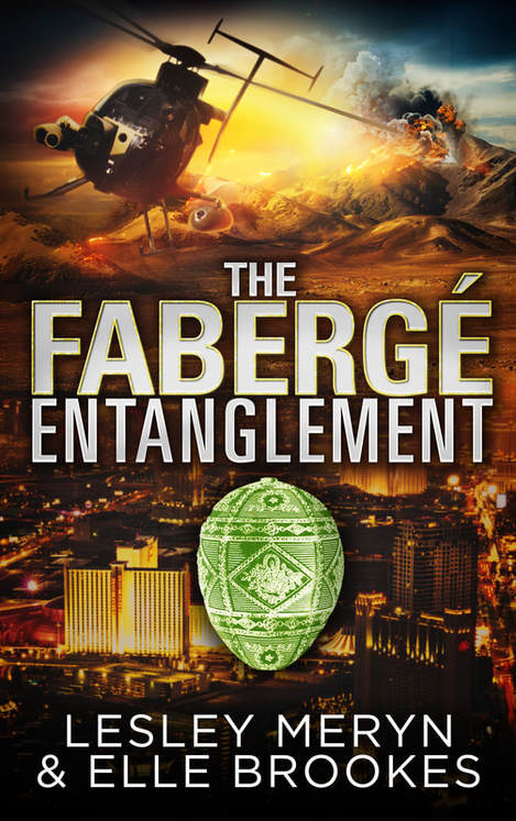 The Fabergé Entanglement by Lesley Meryn & Elle Brookes