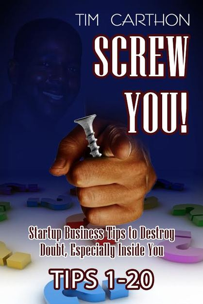 Screw You! by Tim Carthon