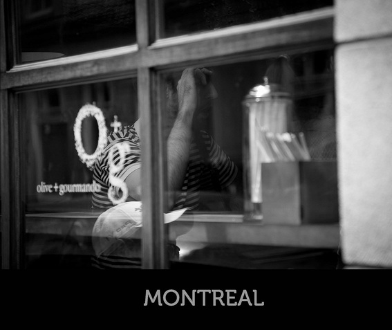 Montreal: Street Photography by Debra Schoenberger