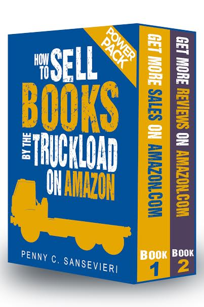 How to Sell Books by the Truckload on Amazon by Penny C. Sansevieri