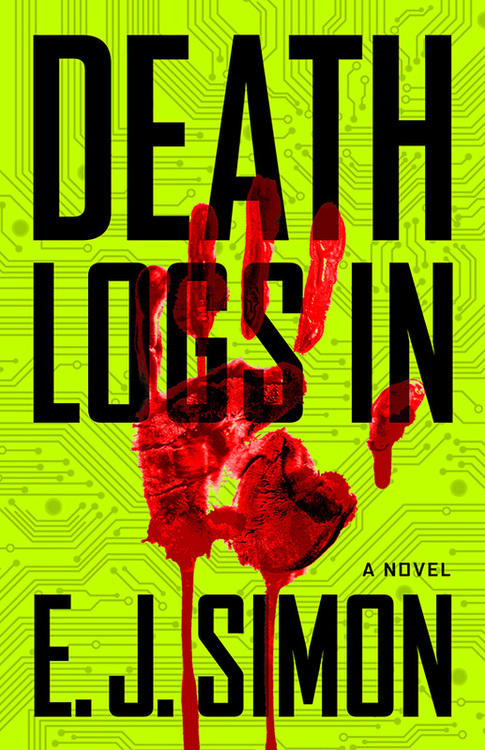 Death Logs In by E.J. Simon
