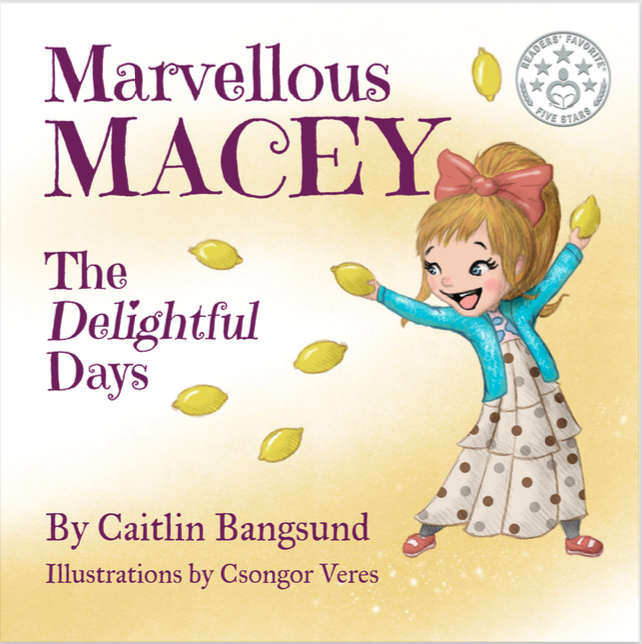 MARVELLOUS MACEY by Caitling Bangsund