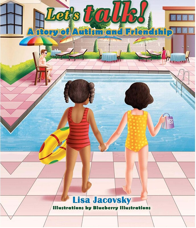 LET'S TALK by Lisa Javosky