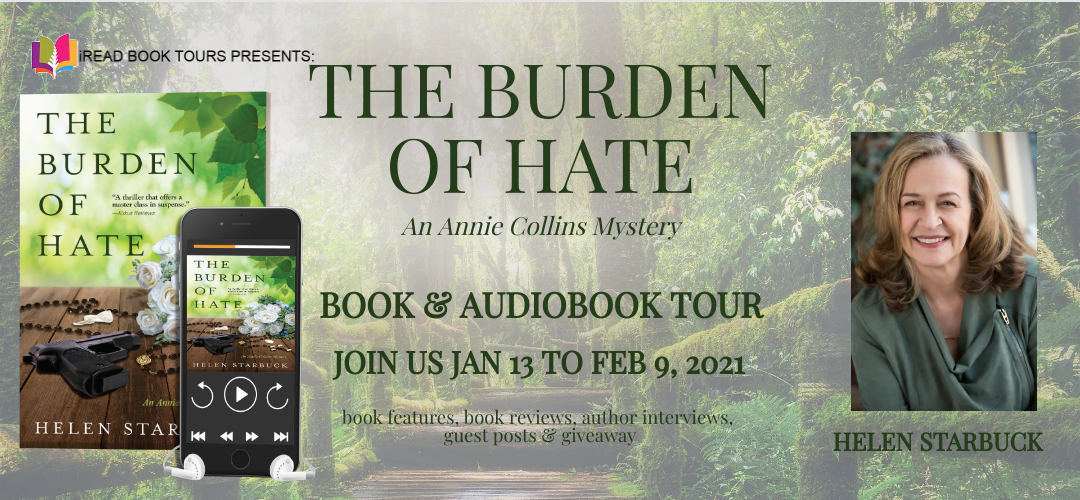 THE BURDEN OF HATE by Helen Starbuck