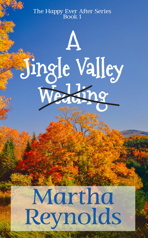 A JINGLE VALLEY WEDDING by Martha Reynolds