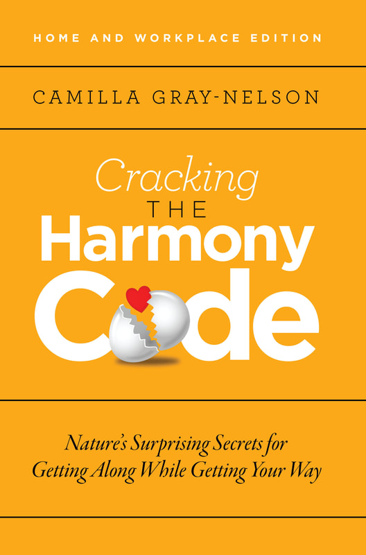 CRACKING THE HARMONY CODE by Camilla Gray Nelson