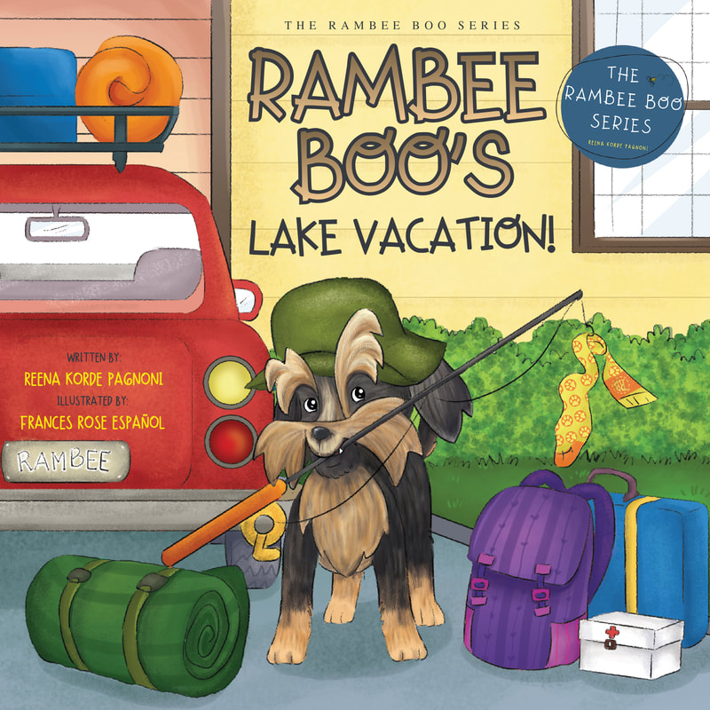 Rambee Boo's Lake Vacation by Reena Korde Pagnoni