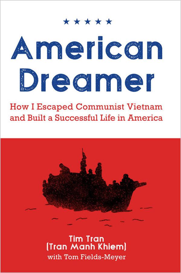 American Dreamer by Tim Tran