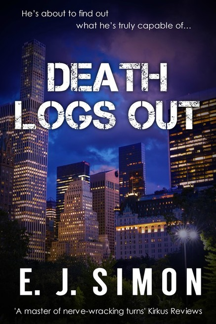 Death Logs Out by E.J. Simon