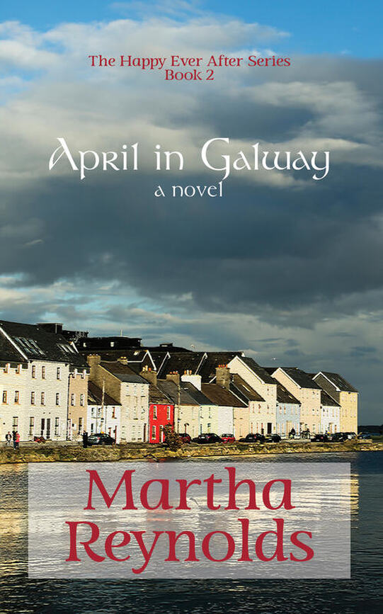 April in Galway by Martha Reynolds