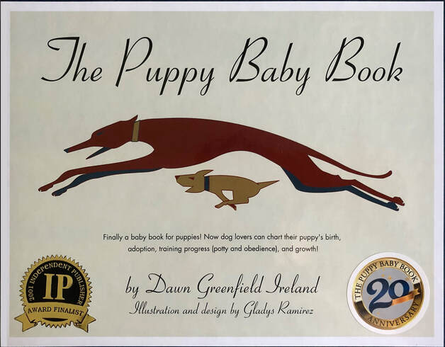 The Puppy Baby Book by Dawn Greenfield Ireland