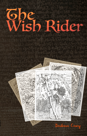 The Wish Rider by Barbara Casey