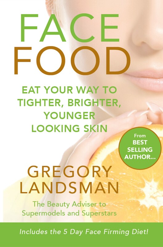 FOOD FACE by Gregory Landsman