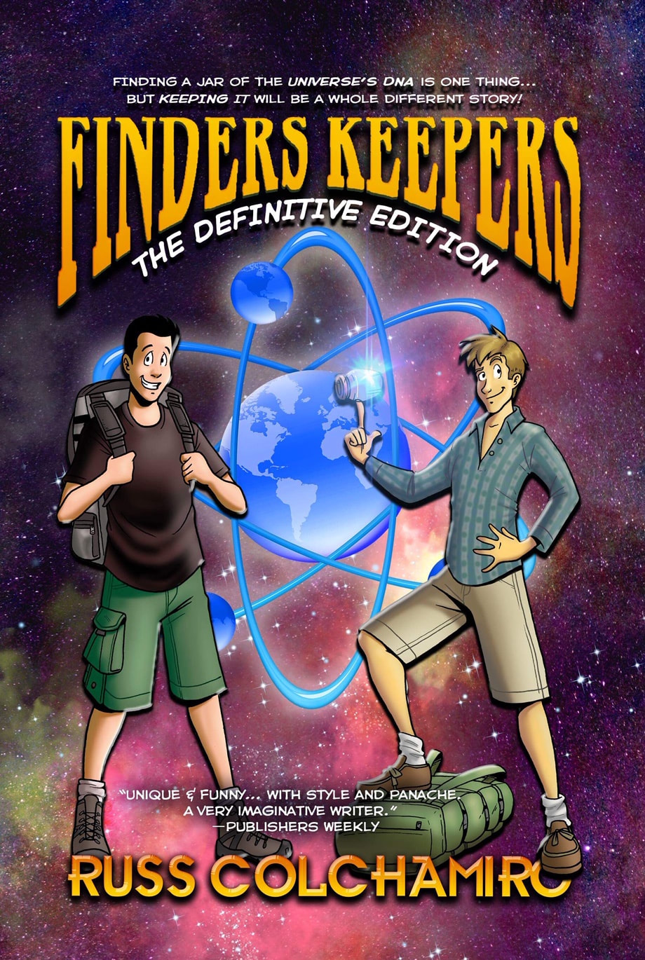 Finders Keepers: The Definitive Edition by Russ Colchamiro