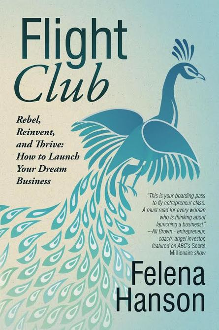 Flight Club by Felena Hanson