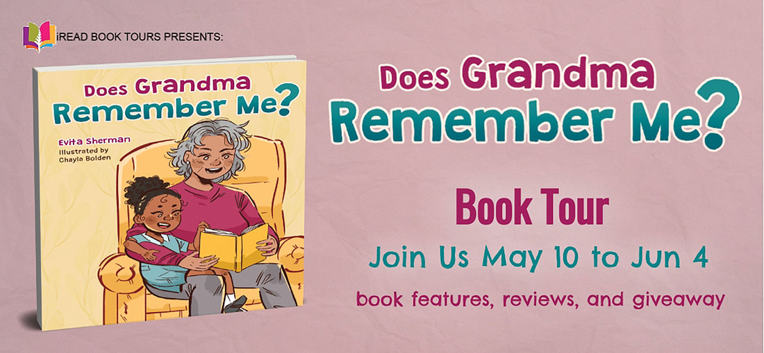 Does Grandma Remember Me? by Evita Sherman