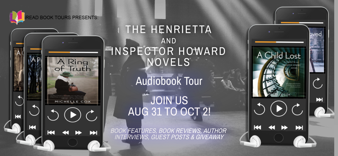 The Henrietta and Inspector Howard Novels by Michelle Cox