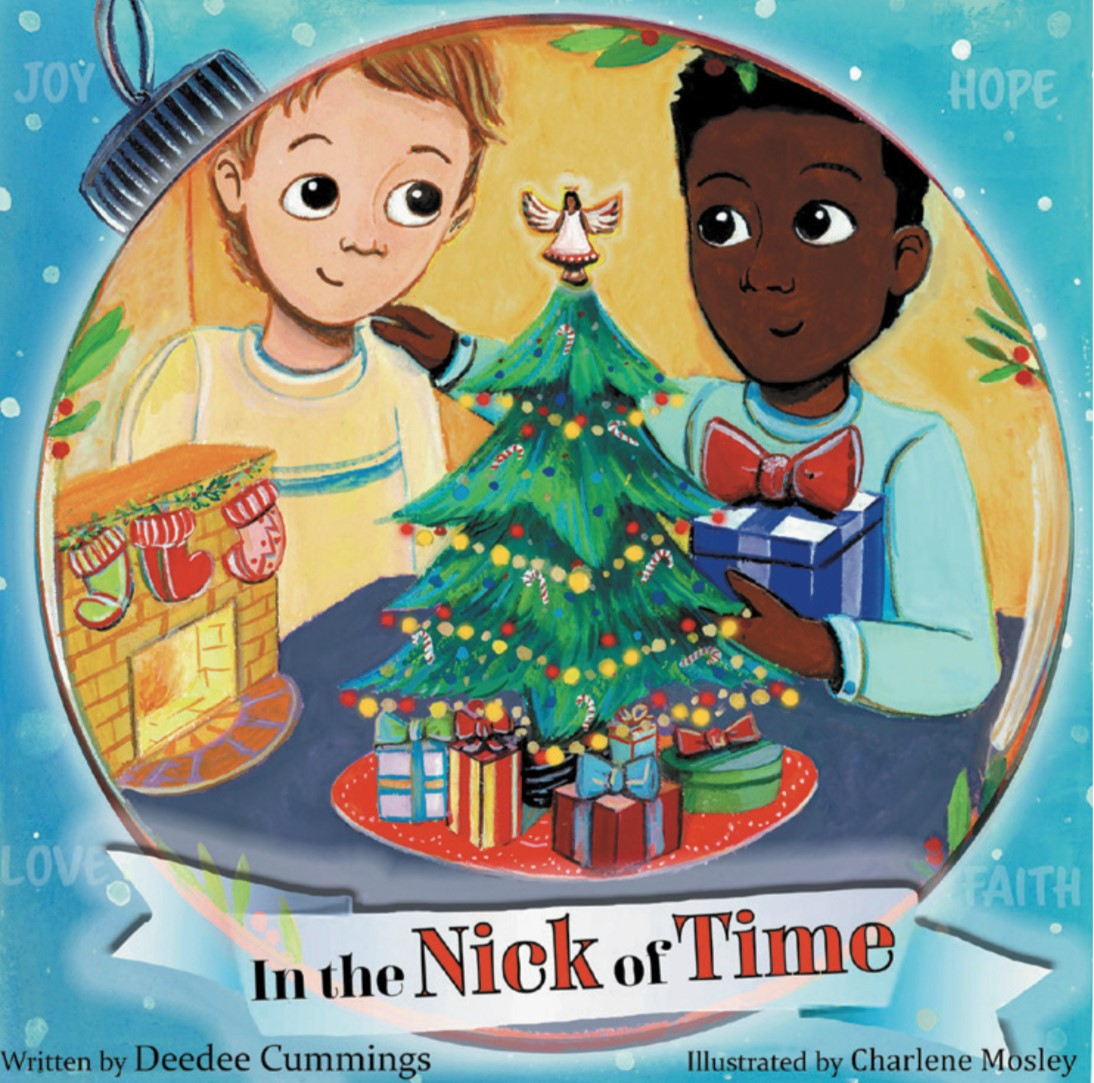 IN THE NICK OF TIME by Deedee Cummings.