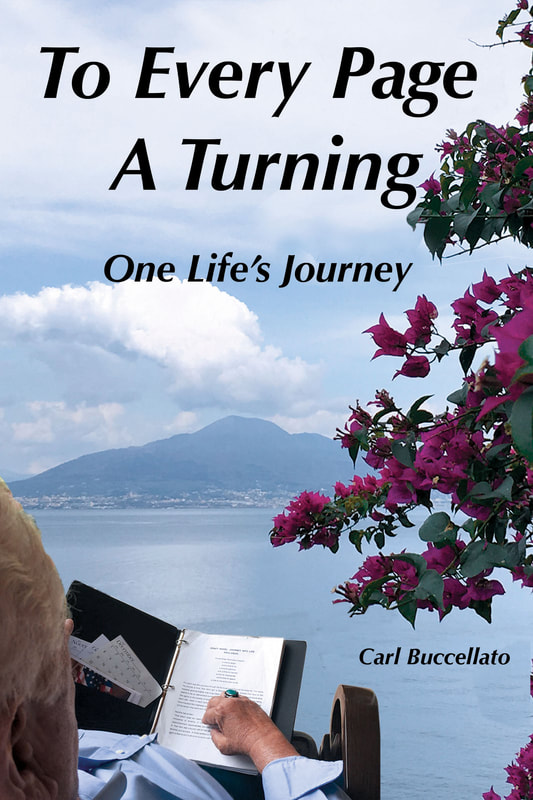 TO EVERY PAGE A TURNING by Carl Buccellato