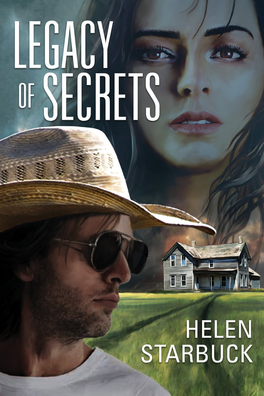 LEGACY OF SECRETS by Helen Starbuck
