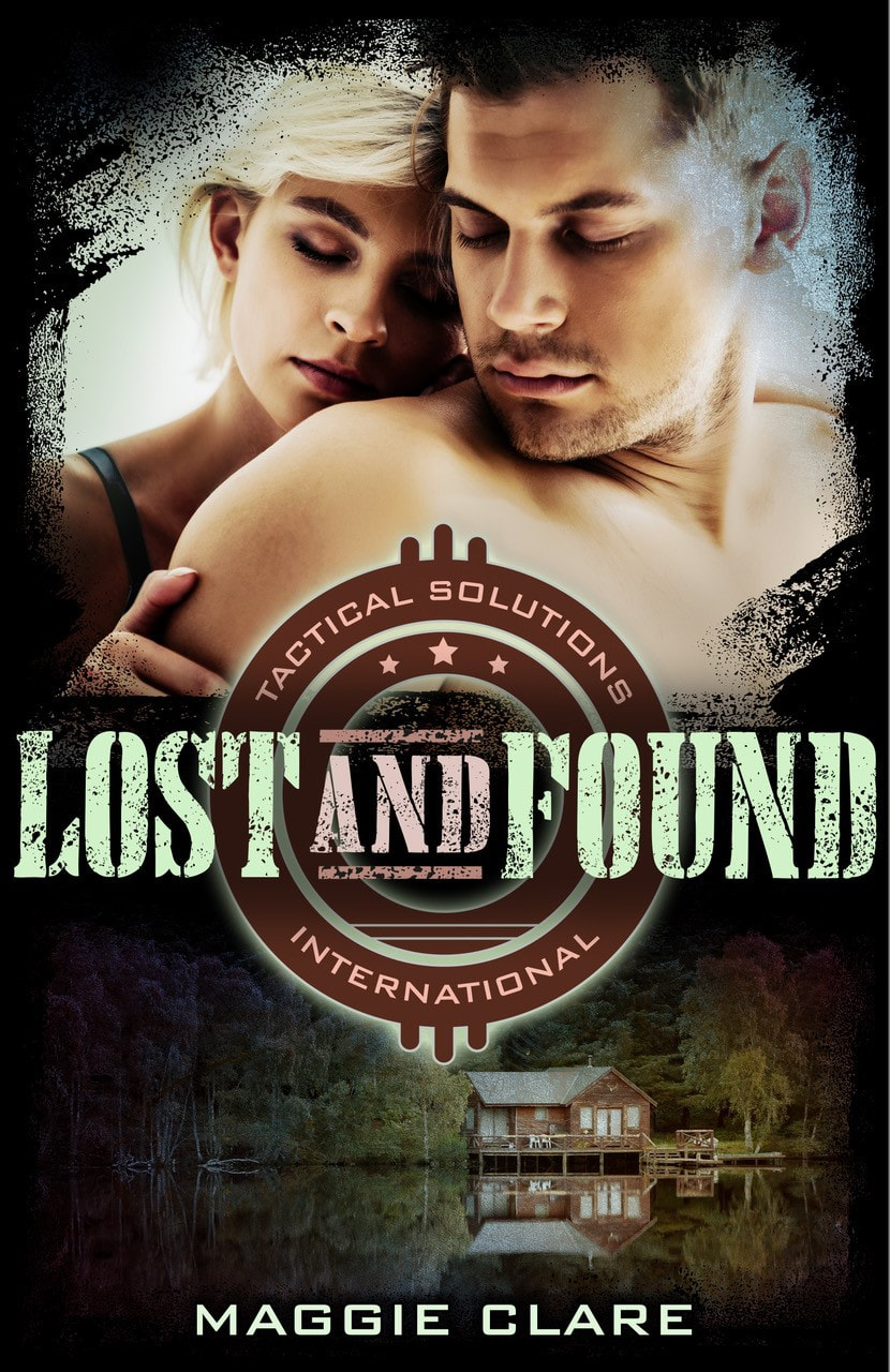 LOST AND FOUND by Maggie Clare