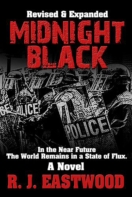 MIDNIGHT BLACK by R.J. Eastwood