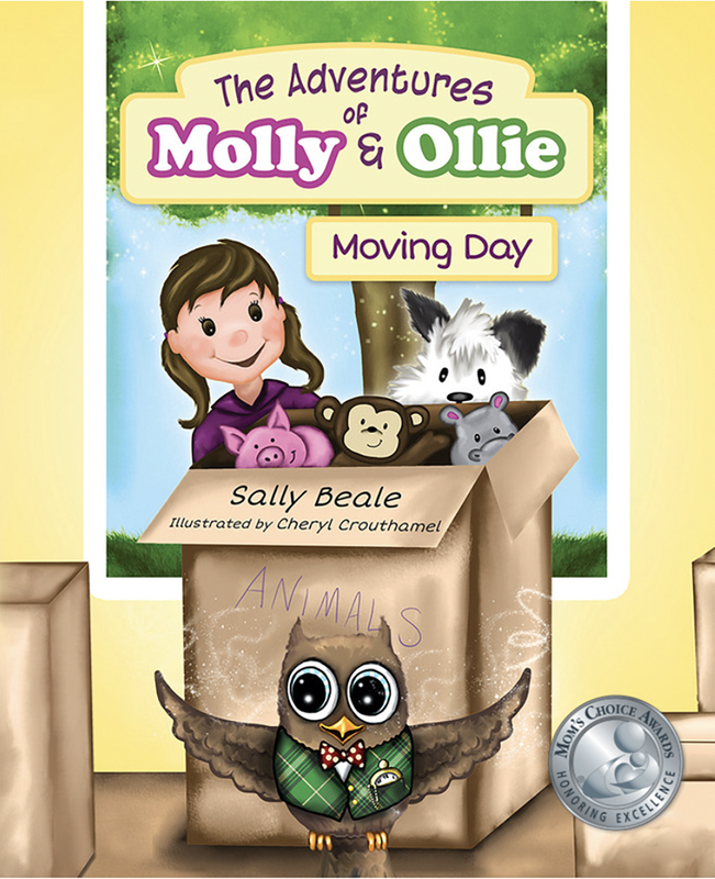 THE ADVENTURES OF MOLLIE & OLLIE by Sally Beale
