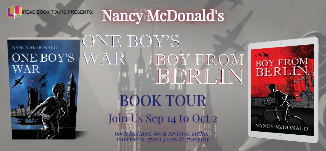 One Boy's War by Nancy McDonald