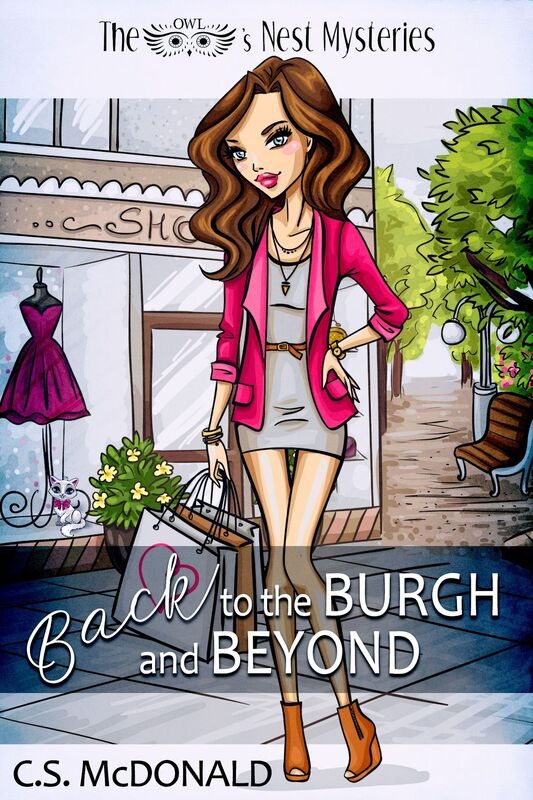 BACK TO THE BURGH by C.S. McDonald