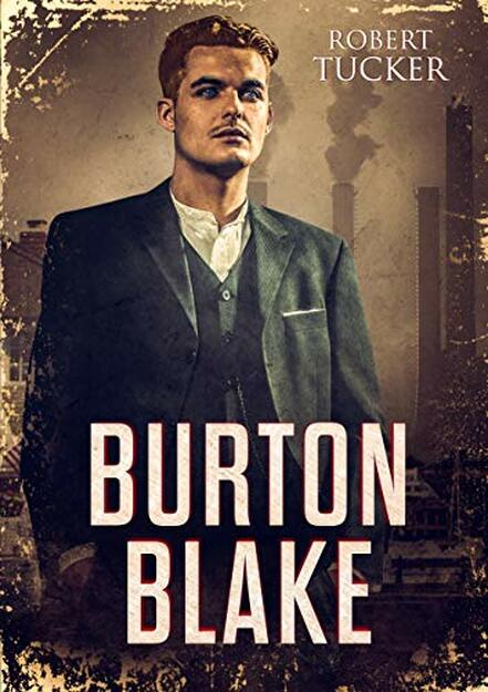 Burton Blake by Robert Tucker