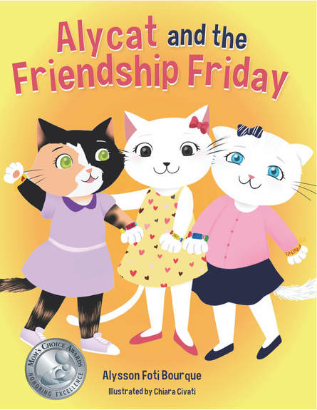 Alycat and the Friendship Friday by Alysson Foti Bourque