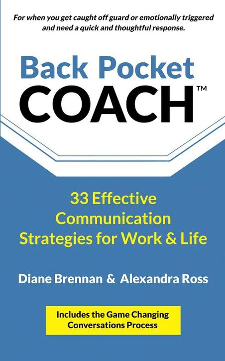 Back Pocket Coach by Diane Brennan and Alexandra Ross