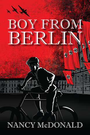 Boy from Berlin by Nancy McDonald