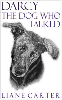 Darcy The Dog Who Talked by Liane Carter