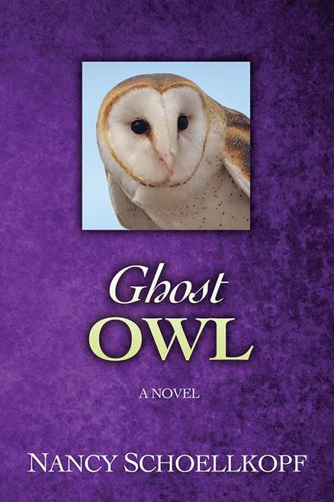 Ghost Owl by Nancy Schoellkopf
