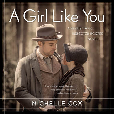 A GIRL LIKE YOU by Michelle Cox