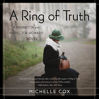 A RING OF TRUTH by Michelle Cox