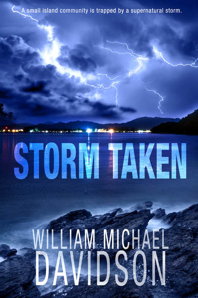 Storm Taken by William Michael Davidson