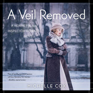 A Veil Removed by Michelle Cox