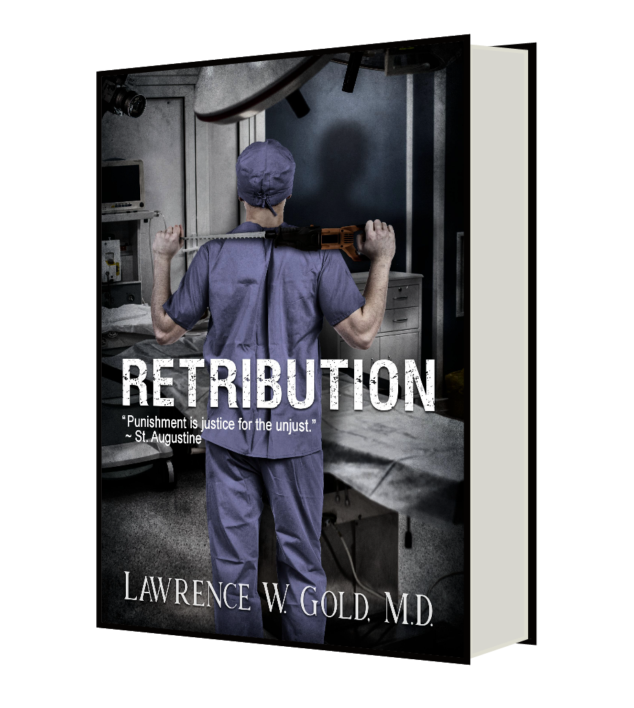 RETRIBUTION by Lawrence Gold