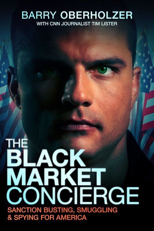The Black Market Concierge by Barry Oberholzer