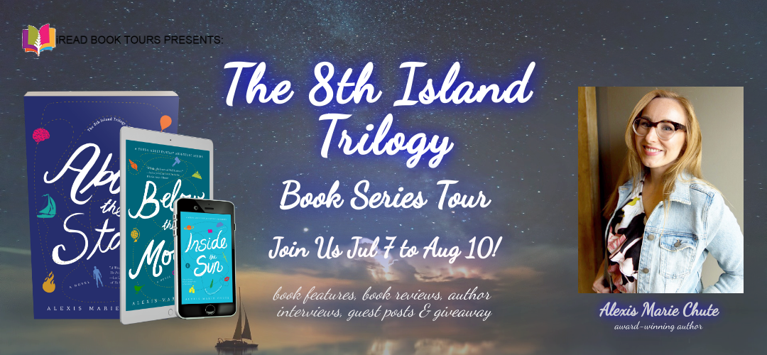 8th Island Trilogy by Alexis Marie Chute