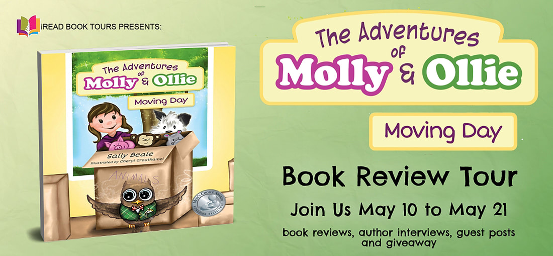THE ADVENTURES OF MOLLY & OLLIE: Moving Day by Sally Beale