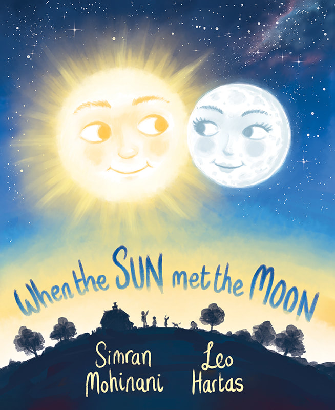 When the Sun Met the Moon by Simran Mohinani