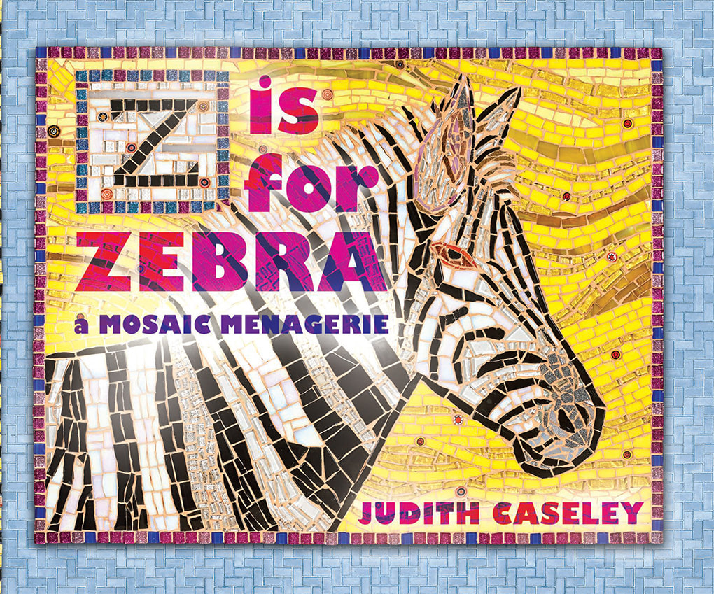 Z IS FOR ZEBRA by Judith Caseley