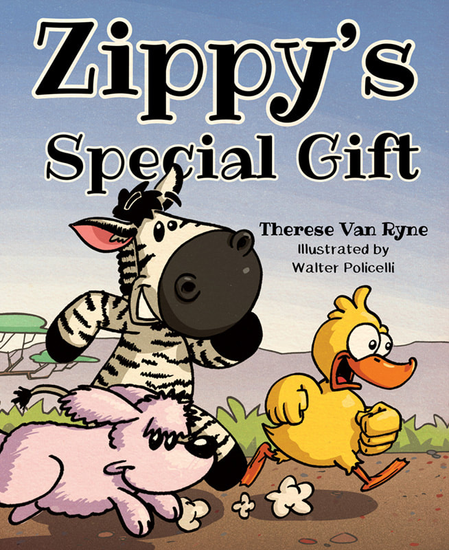 Zippy's Special Gift by Therese Van Ryne